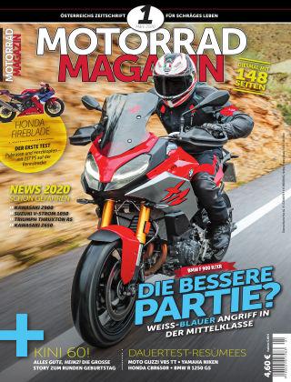 Motorradmagazin 01-2020