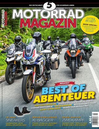 Motorradmagazin 05-2020