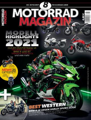 Motorradmagazin 08-2020