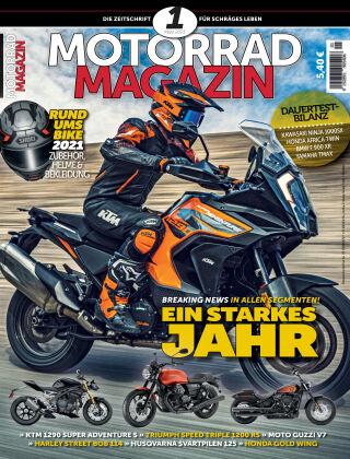 Motorradmagazin 01-2021