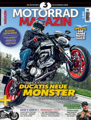 Motorradmagazin 03-2021