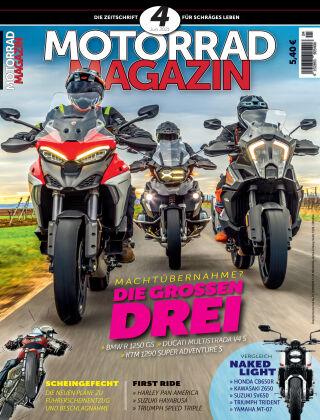 Motorradmagazin 04-2021