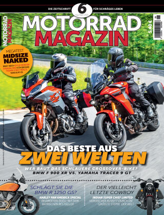 Motorradmagazin 06-2021