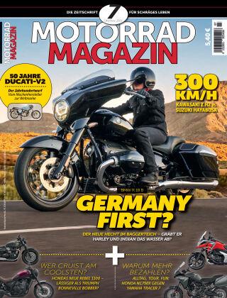 Motorradmagazin 07-2021