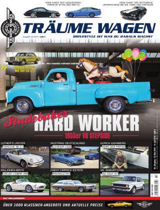 TRÄUME WAGEN 03/2016