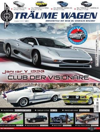 TRÄUME WAGEN 11/2017