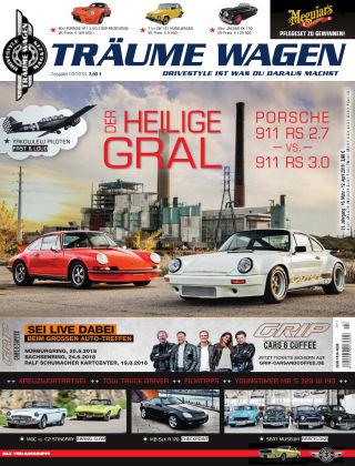 TRÄUME WAGEN 03/2018
