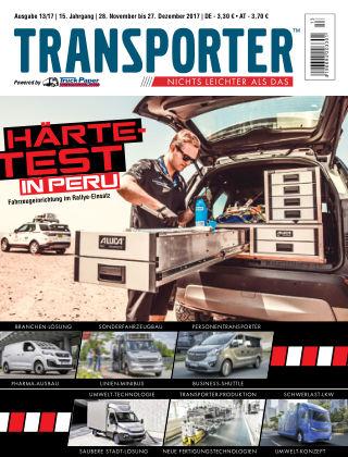TRANSPORTER 13/2017
