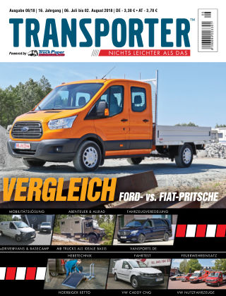 TRANSPORTER 08/2018