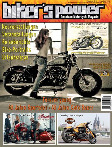 biker's power