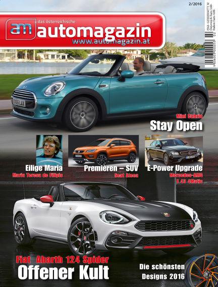 automagazin April 02, 2016 00:00