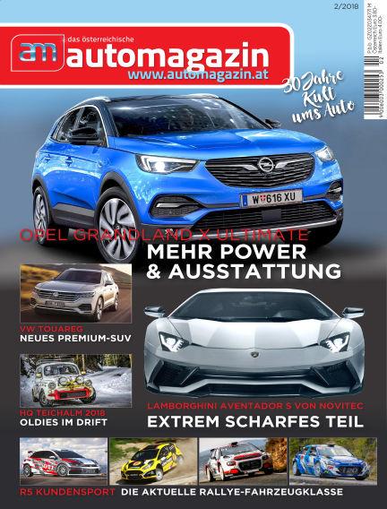 automagazin April 09, 2018 00:00