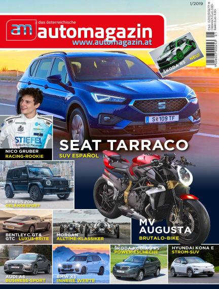 automagazin January 02, 2019 00:00