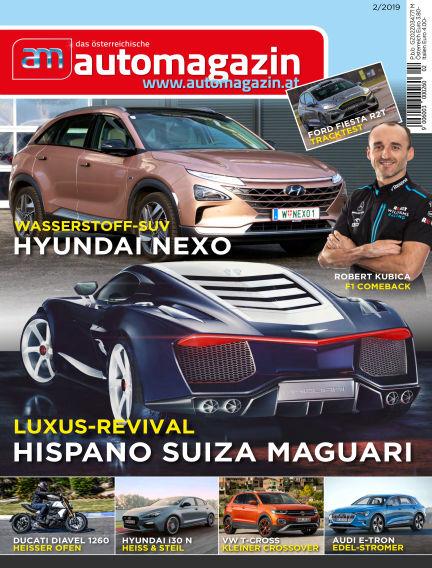 automagazin April 01, 2019 00:00