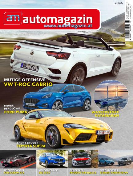 automagazin March 15, 2020 00:00
