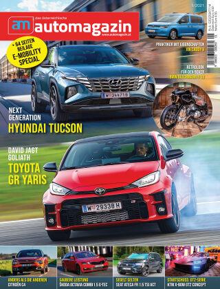 automagazin 1/2021