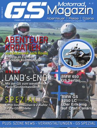 GS:MotorradMagazin  Nr. 01 2012 (#1)