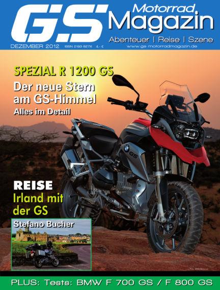 GS:MotorradMagazin  November 23, 2012 00:00