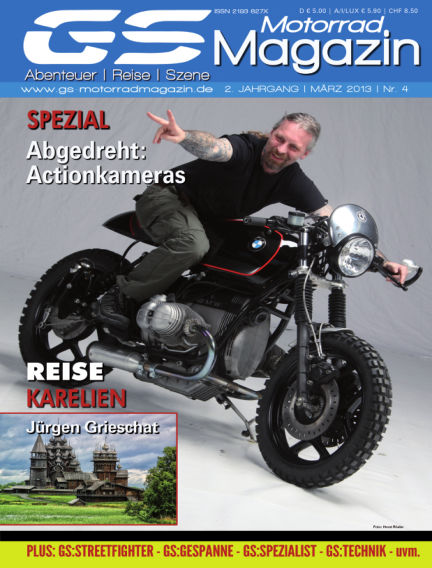 GS:MotorradMagazin  March 12, 2013 00:00