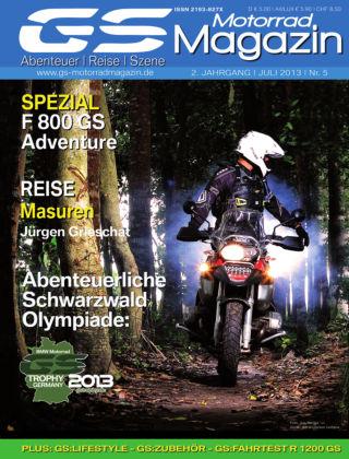 GS:MotorradMagazin  Nr. 02 2013 (#5)