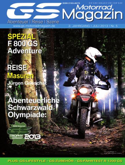 GS:MotorradMagazin  June 07, 2013 00:00