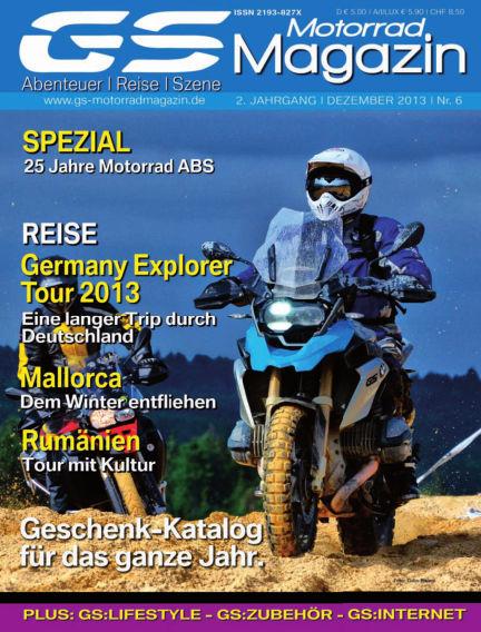 GS:MotorradMagazin  November 01, 2013 00:00