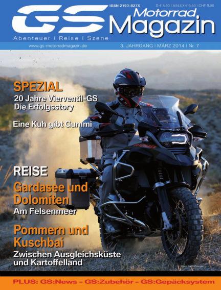 GS:MotorradMagazin  March 01, 2014 00:00