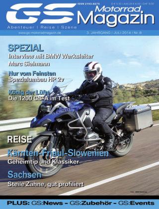 GS:MotorradMagazin  Nr. 02 2014 (#8)