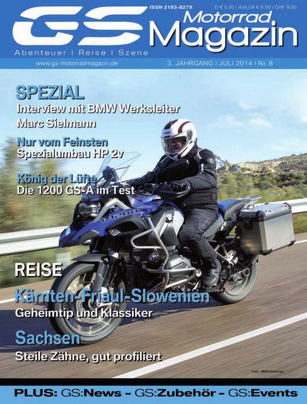 GS:MotorradMagazin  July 01, 2014 00:00