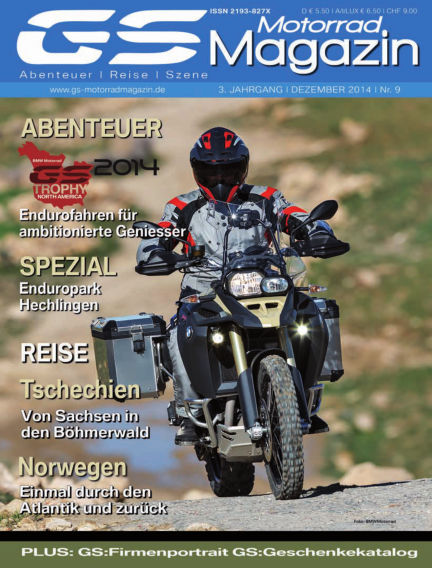 GS:MotorradMagazin  November 27, 2014 00:00