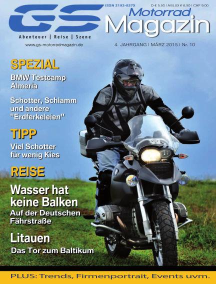GS:MotorradMagazin  February 01, 2015 00:00