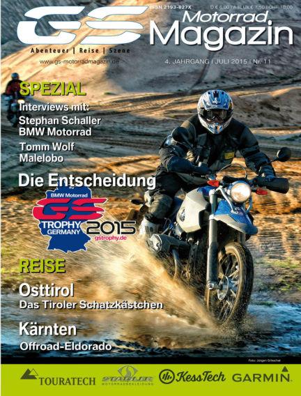 GS:MotorradMagazin  July 27, 2015 00:00
