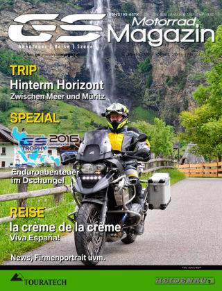 GS:MotorradMagazin  Nr. 01 2016 (#13)