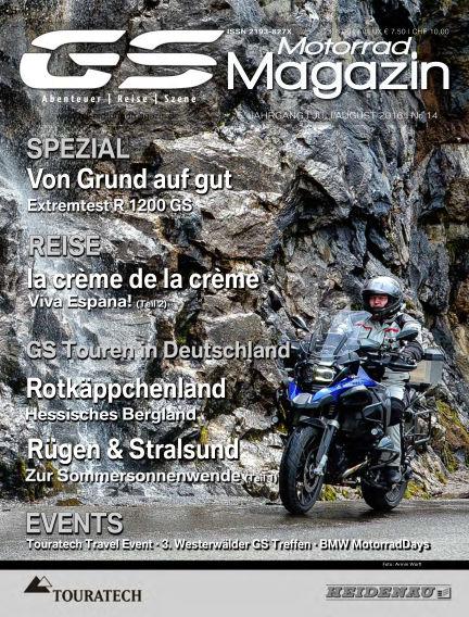 GS:MotorradMagazin  September 01, 2016 00:00
