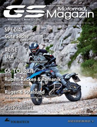 GS:MotorradMagazin  Nr. 03 2016 (#15)