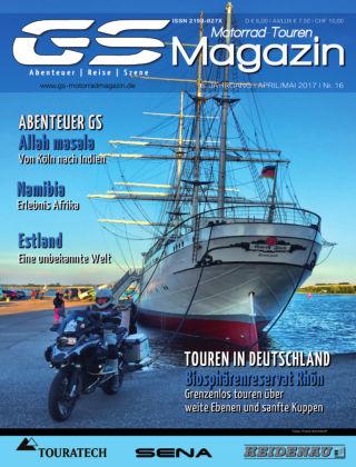 GS:MotorradMagazin  Nr. 01 2017 [#16]