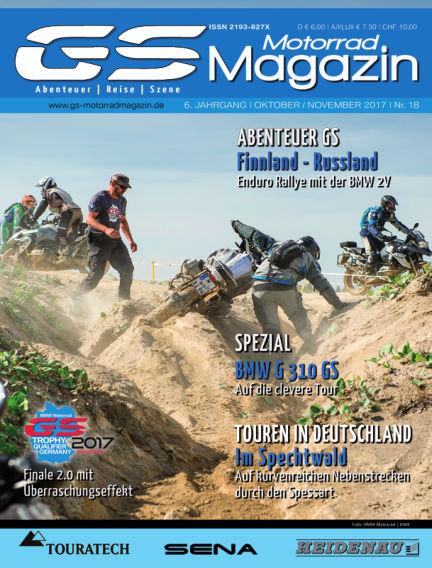 GS:MotorradMagazin  November 24, 2017 00:00