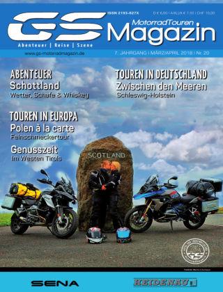 GS:MotorradMagazin  Nr. 01 2018 (#20)