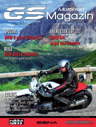 GS:MotorradMagazin  Nr. 02 2018 (#21)