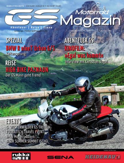 GS:MotorradMagazin  August 15, 2018 00:00