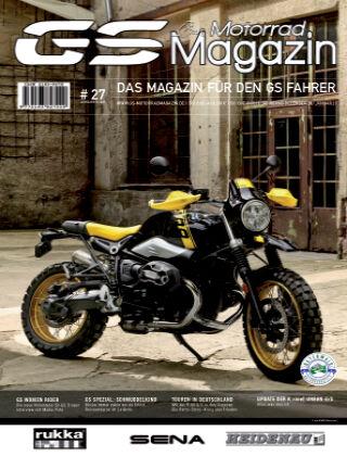 GS:MotorradMagazin Nr. 03 2020 (#27)