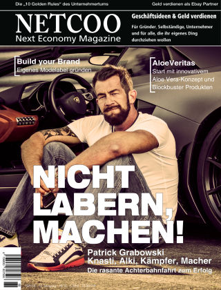 Netcoo Next Economy Magazine 10/2016