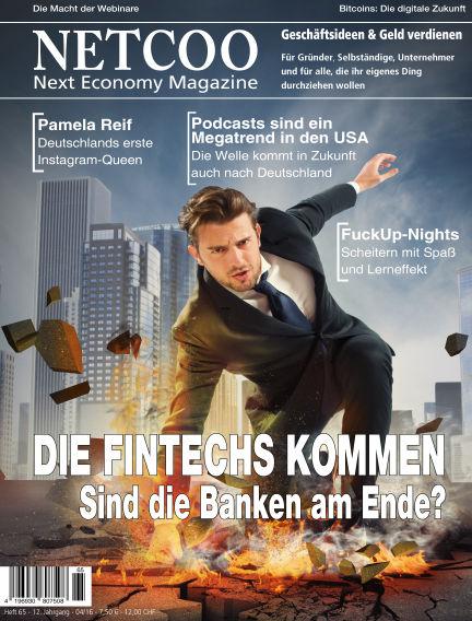 Netcoo Next Economy Magazine April 25, 2016 00:00