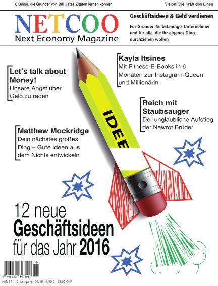 Netcoo Next Economy Magazine February 29, 2016 00:00