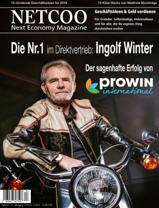 Netcoo Next Economy Magazine 12/2015