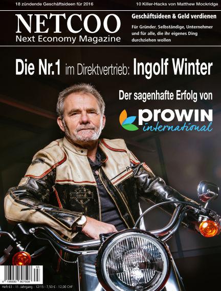 Netcoo Next Economy Magazine December 31, 2015 00:00