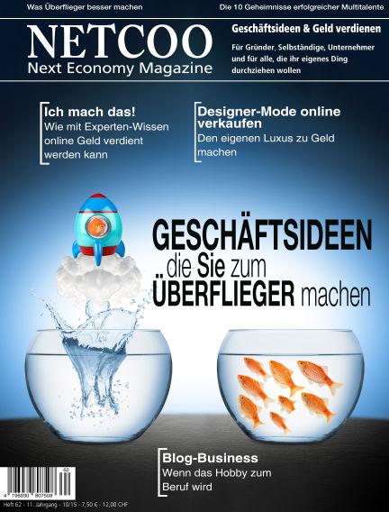 Netcoo Next Economy Magazine October 27, 2015 00:00