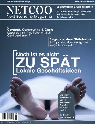 Netcoo Next Economy Magazine 08/2015