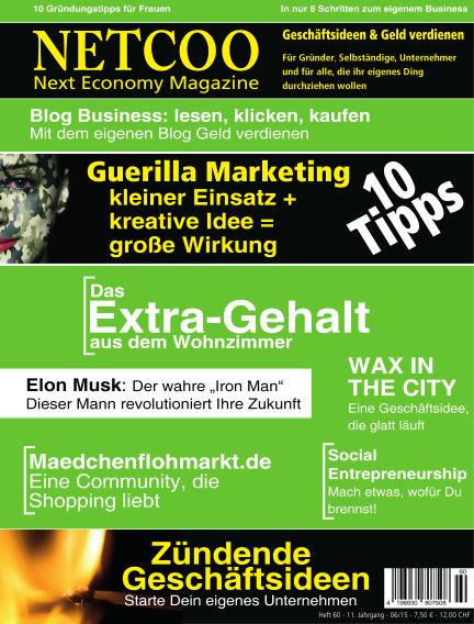 Netcoo Next Economy Magazine June 25, 2015 00:00