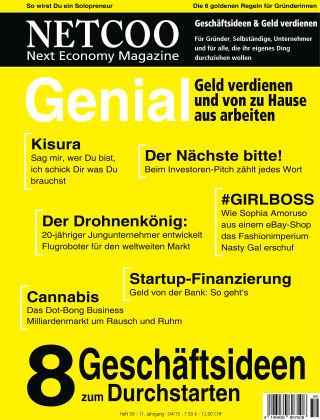 Netcoo Next Economy Magazine 04/2015